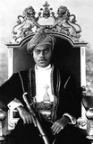 Sayyid Ali bin Hamud Al-Busaid (June 7, 1884 – December 20, 1918) (Arabic: علي بن حمود البوسعيد‎) was the eighth Sultan of Zanzibar. Ali ruled Zanzibar from July 20, 1902 to December 9, 1911, having succeeded to the throne of the death of his father, the seventh Sultan.<br/><br/>  He served only a few years as sultan because of illness. In 1911 he abdicated in favour of his brother-in-law Sayyid Khalifa bin Harub Al-Busaid.